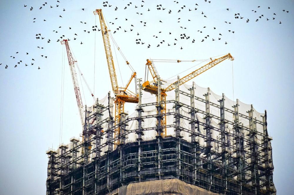 Wznoszenie nowoczesnych budowli