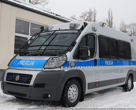 Policja Bydgoszcz: O bezpieczeństwie na drodze z fordońskimi uczniami